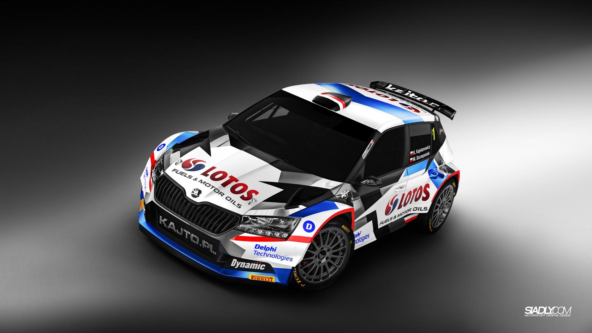 Kajetanowicz w WRC 3