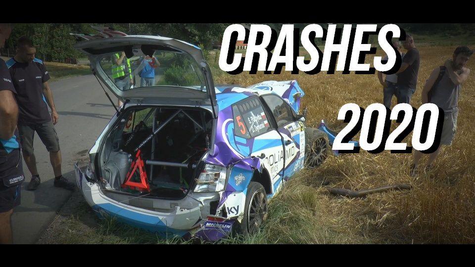 Rally & Racing CRASHES Compilation 2020